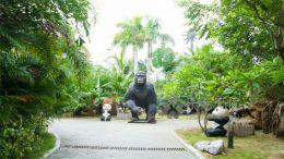 三亚槟榔河温泉酒店